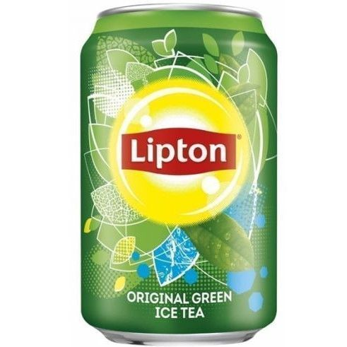 Ice Tea Green 33cl per blik